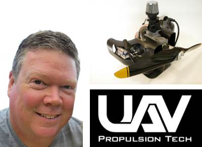 UAV Propulsion Tech