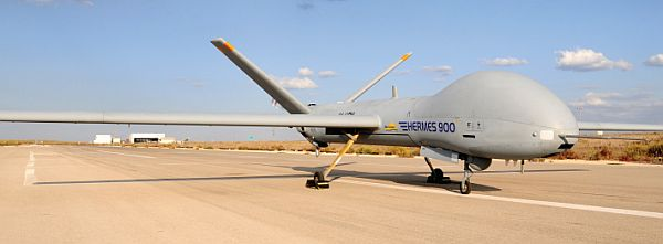 Elbit Systems Hermes 900