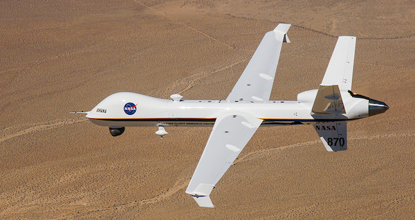 NASA Predator B Unmanned Science and Research Aircraft System