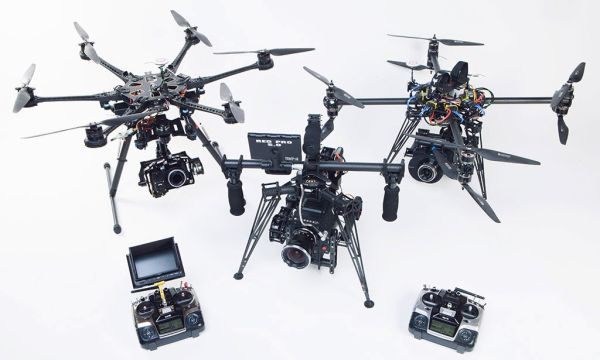 The HeliVideo fleet