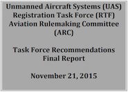 UAS Task Force Recommendations