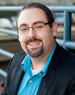 Matt Sloane, CEO of SkyFire Consulting, providing drone services for public safety agencies.