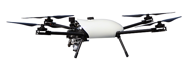 The Skyfront Tailwind hybrid-electric drone.