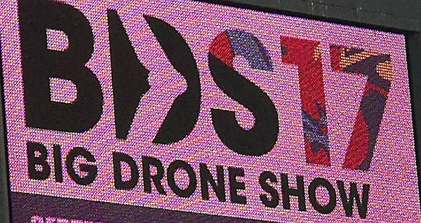 The Big Drone Show