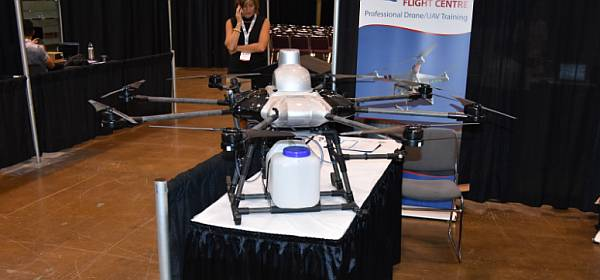 From the Big Drone Show: High Eye Aerial Imaging