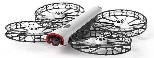 The Snap newsgathering drone. Courtesy Vantage Robotics.