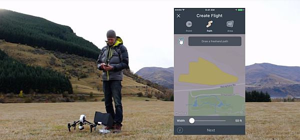 UAV air traffic management in New Zealand.